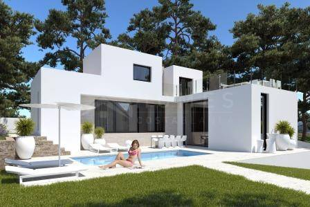New Construction - Villa - Benissa