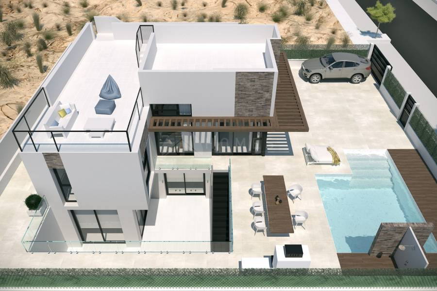 New Construction - Villa - Polop