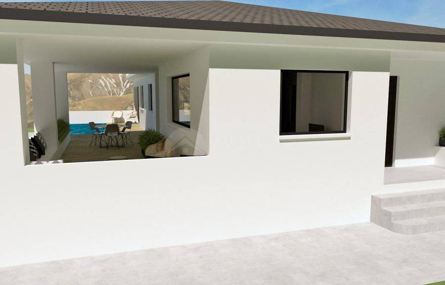 New Build - Villa - Muro de Alcoy