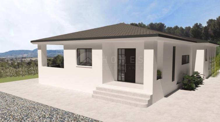 Villa - New Build - Muro de Alcoy - Muro de Alcoy