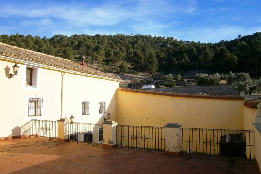 Resale - Finca - Bocairent