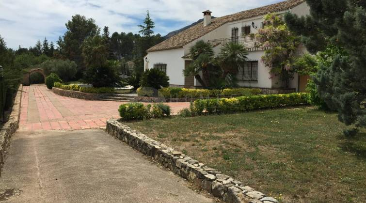 Villa - For sale - Muro de Alcoy - Muro de Alcoy