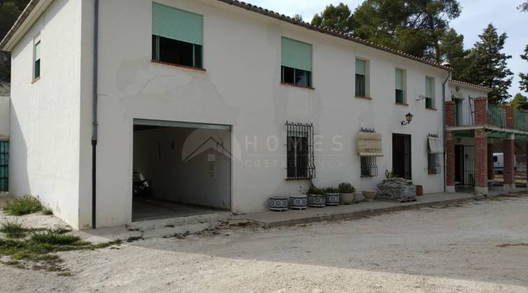 Finca - Resale - Cocentaina - Cocentaina