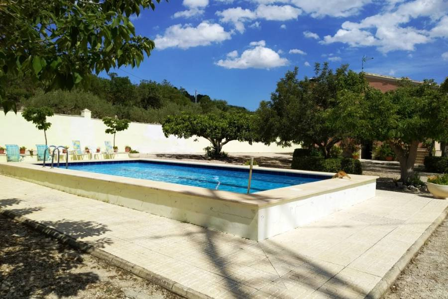 For sale - Finca - Cocentaina