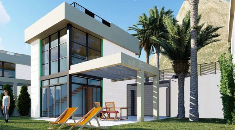 Villa - New Construction - Polop - Polop