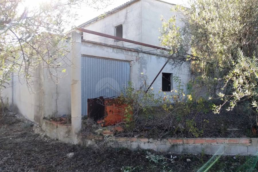 For sale - Rustic Land - Benimarfull