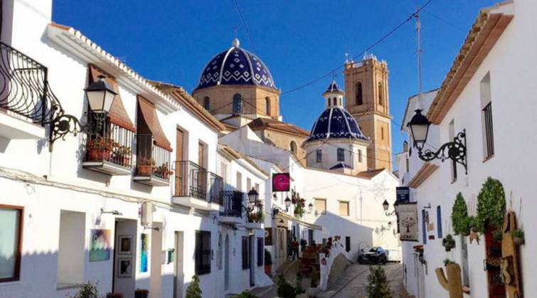 Apartment - For sale - Altea - Altea
