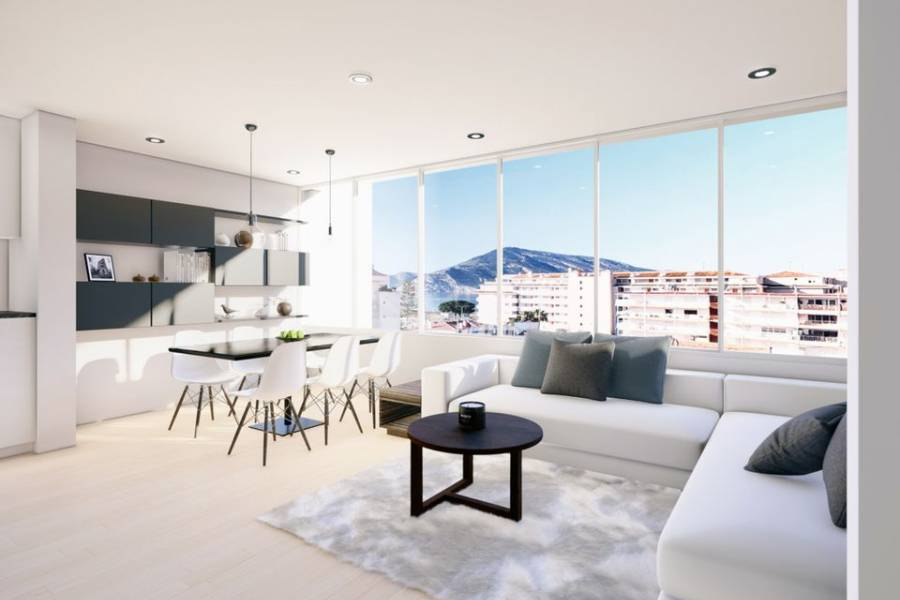 For sale - Apartment - Altea