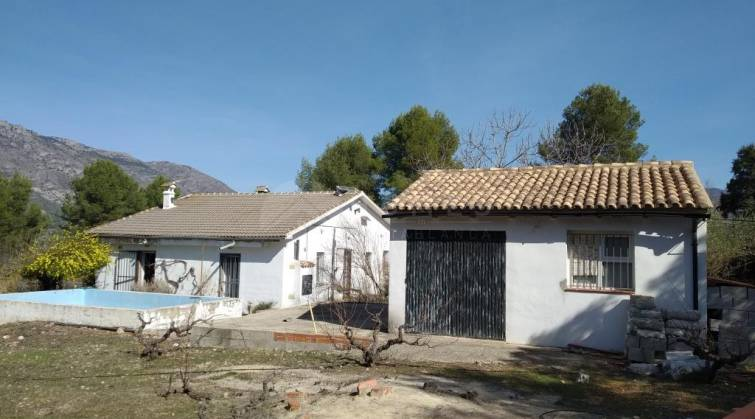 Country House - For sale - Penáguila - Penáguila